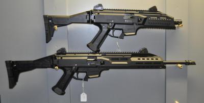 CZ Scorpio EVO 3 Carbine