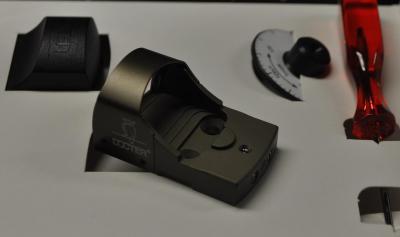 Docter Sight II plus Bronze 7.0