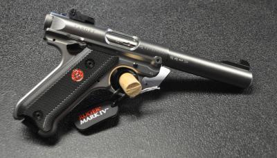 Ruger MK IV Target Stainless