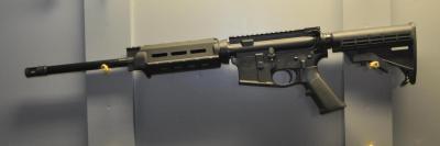 S&W MP15 Sport II Optique Ready