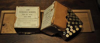 Boite de 100 cartouches de 7.7 mm / 303 british FN