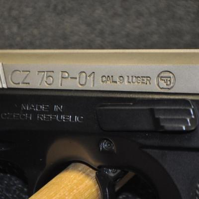 CZ 75 P01