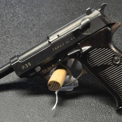 Walther P38 AC 44