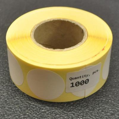 Pastille Blanche 40mm