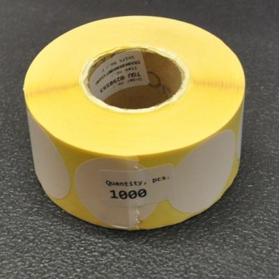 Pastille Blanche 30mm