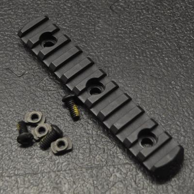 M-lok 11 slot polymère