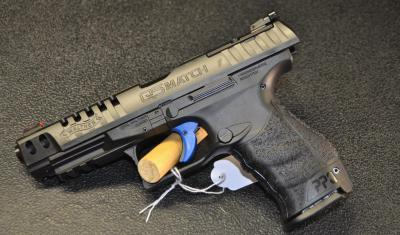 Walther Q 5 Match