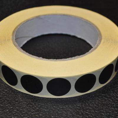 Pastille Noir 19 mm