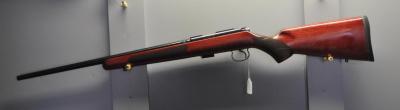 CZ 455 American Red--  22 Lr