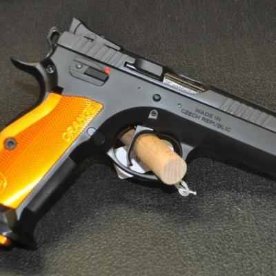 CZ Tactical Sport Orange