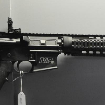 S&W MP15 T