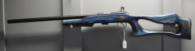 CZ 455 Evolution bleu --  22 Lr