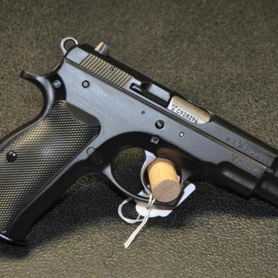 CZ 75 B Black