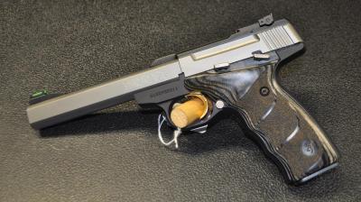 Browning Buckmark Standard Stainless UDX