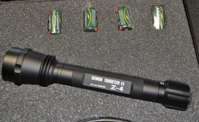 Lampe LedWave xenon Targeter II Z-4
