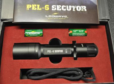 Lampe LedWave PEL-6 securitor