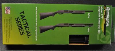 Rallonge pour Remington 870