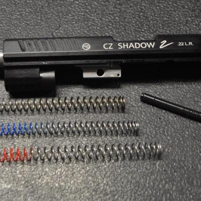 CZ  conversion 22 LR pour Shadow 2