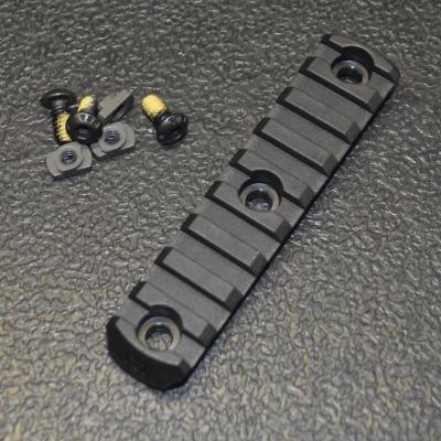 M-lok 9 slot polymère