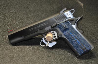 Colt Série 70 MKIV Compétition