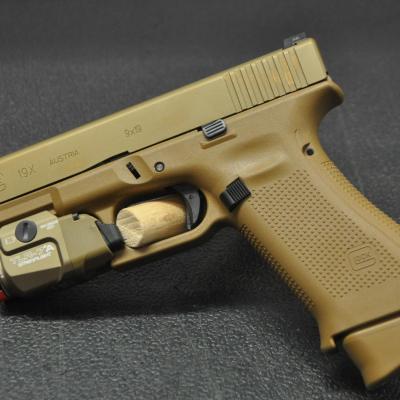 Glock 19X streamlight
