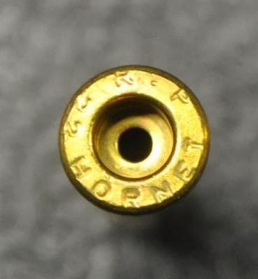 Douille Remington 22 Hornet