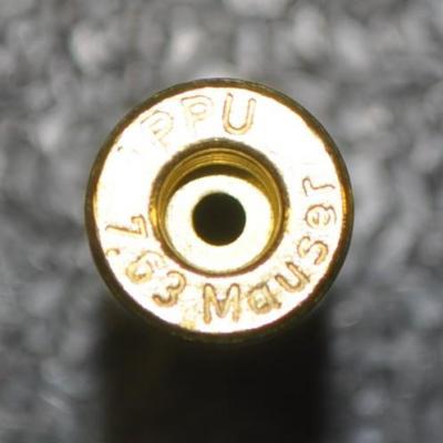 Douille Partizan 7.63 Mauser