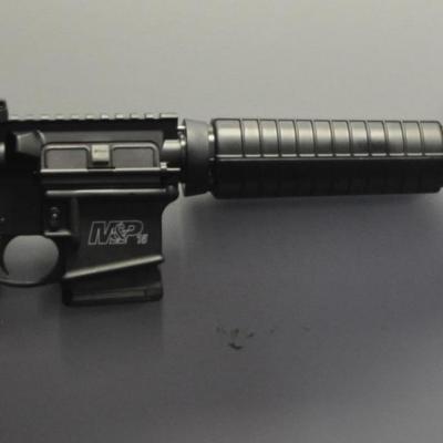 S&W MP15 Sport II