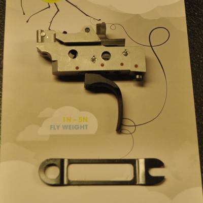 CZ 455 Flyweight Trigger