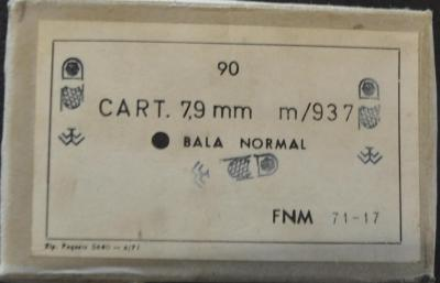 FNM 8 Mauser
