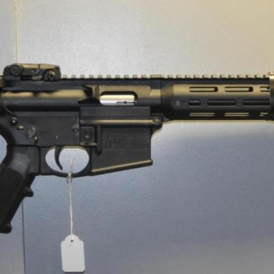 S&W MP15-22