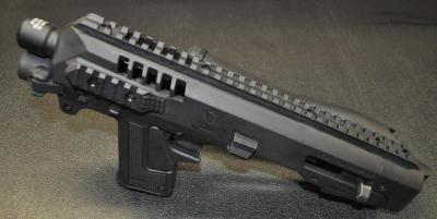 KIT  -- CAA Micro Roni Gen 4 pour Glock