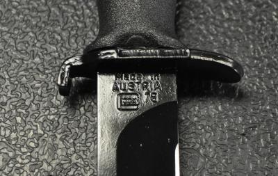 Poignard Glock  78 (noir)