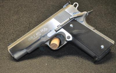 Colt 1911 MKIV  38 SA