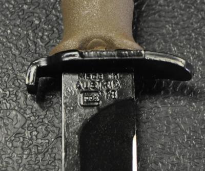 Poignard Glock  78 (olive)