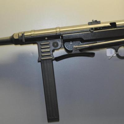 GSG MP 40 -- 22LR