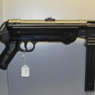 GSG MP 40 -- 9x19