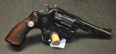 Revolver Taurus 22 LR canon 4