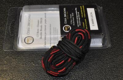 CZ Bore Snake Double Brosse -- 5.56 / .22