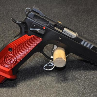 CZ 75 Shadow SP-01 Red