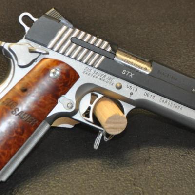 Sig Sauer 1911 -- STX -- 45ACP