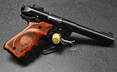 Ruger MK IV Target Grips