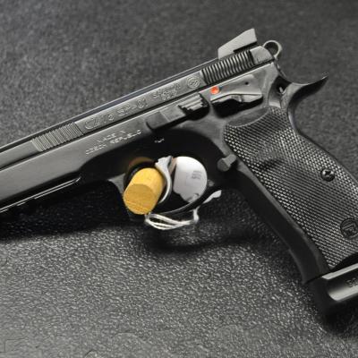 CZ 75 Shadow SP-01