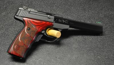 Browning Buckmark Plus Rosewood UDX