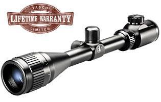 Tasco 2.5-10 X 42 Target Varmint Illuminé