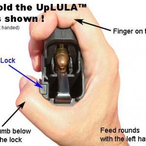 Uplula holding inst